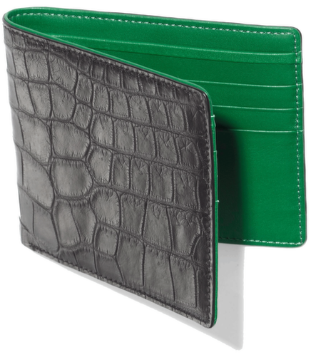 Ever ready is a crocodile wallet for men made by Jason Briggs