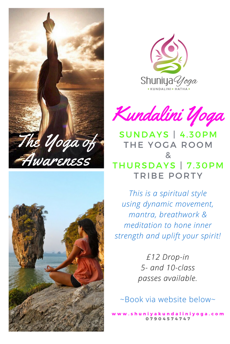 Pin by Shuniya Yoga on My Yoga Classes  Pinterest