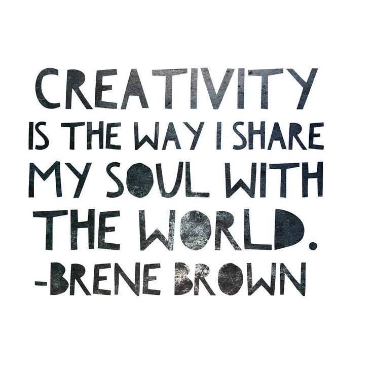 7 Creativity Quotes Post Let us know which ones resonate with you the most and feel free to counter any you disagree with.