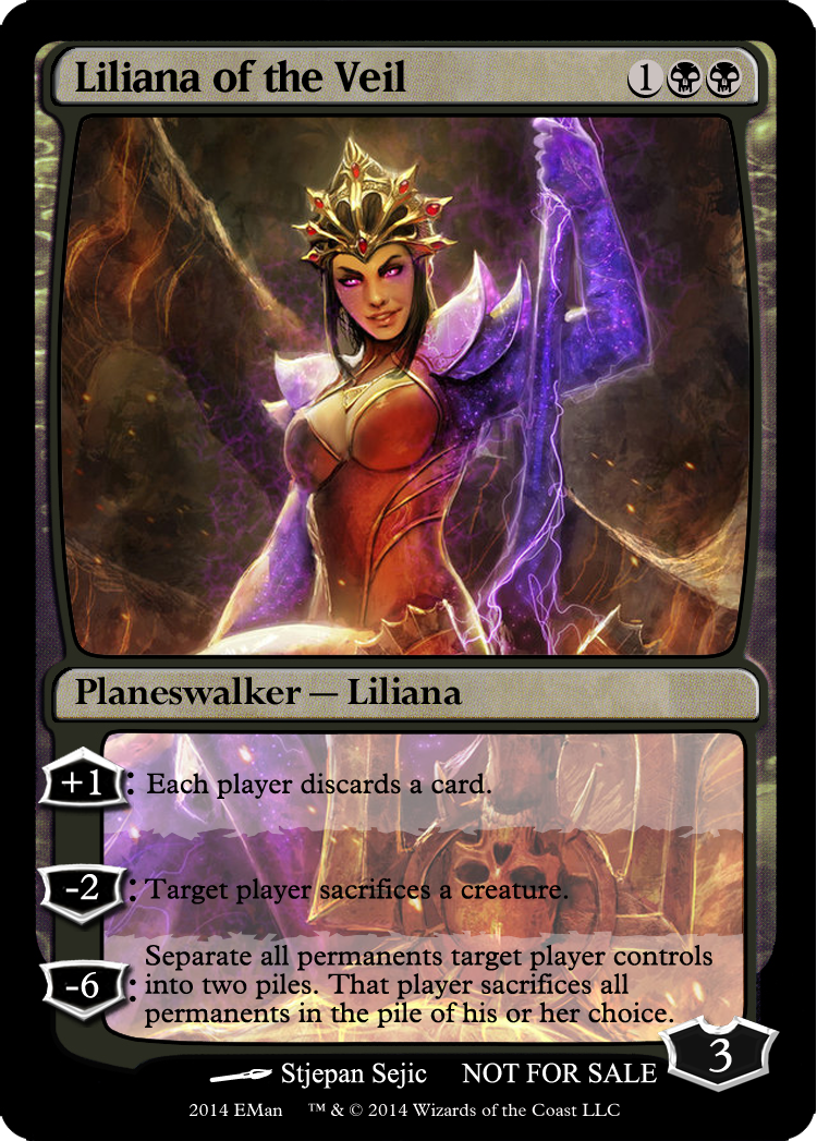 Magic The Gathering Cards Mtg Planeswalkers Magic The Gathering