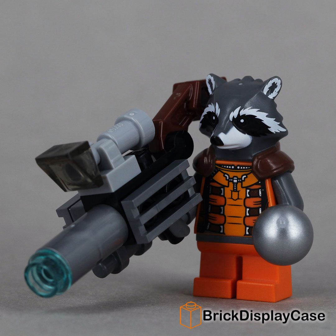 Pin lego 60032 city the lego summer wave in official images on - Rocket Raccoon Guardians Of The Galaxy Lego 76020 Minifigure
