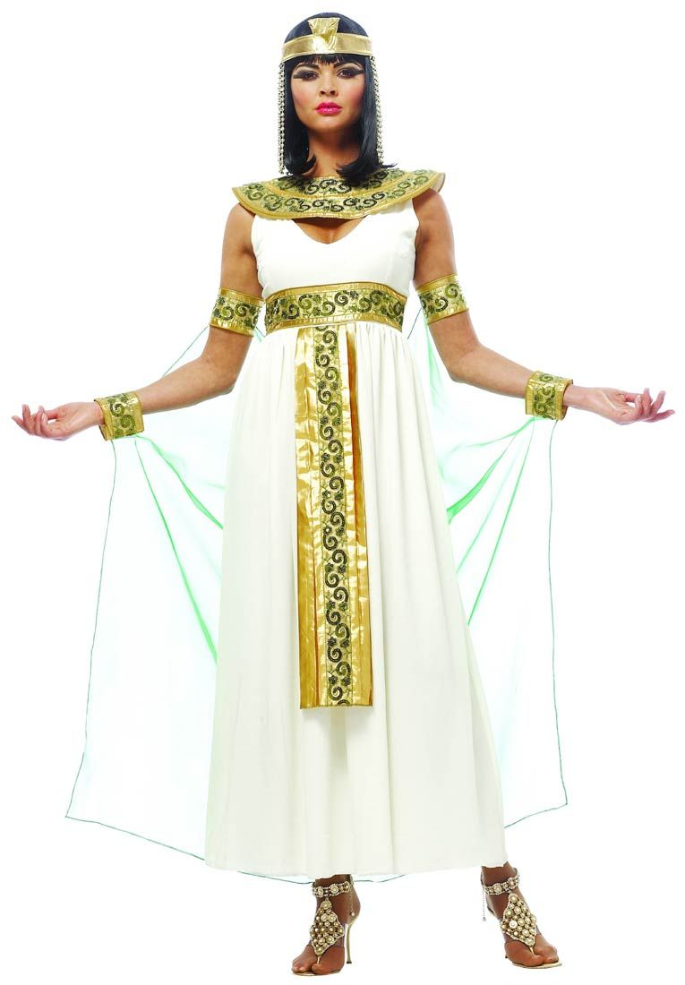 Cleopatra Costume | Costumes | Pinterest | Egyptian costume ...