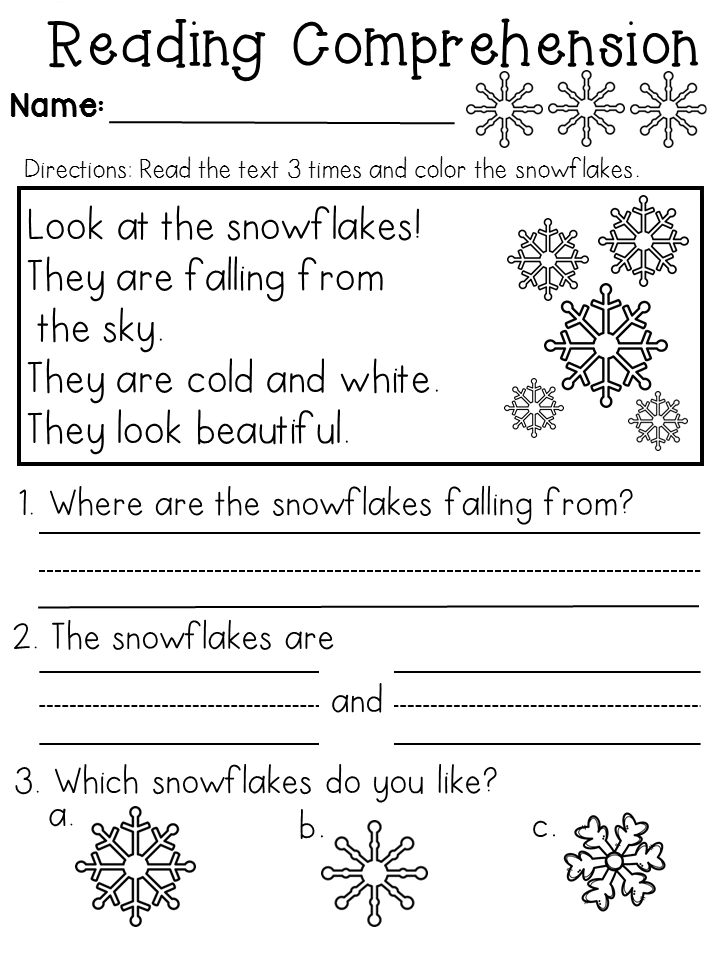 1st Grade Reading Worksheets Reading Comprehension Reading Worksheets Reading Comprehension Worksheets
