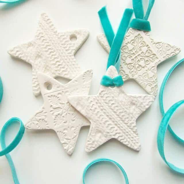 Weihnachtsbasteln Salzteig.Diy Bastelideen Für Weihnachtsbasteln Mit Kindern Geschenke Selber