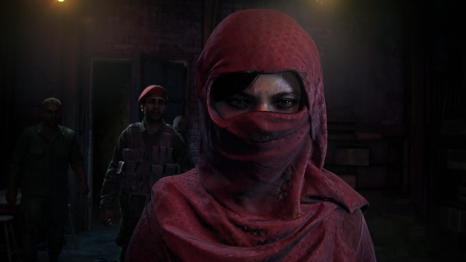 Chloe Frazer in Uncharted: The Lost Legacy