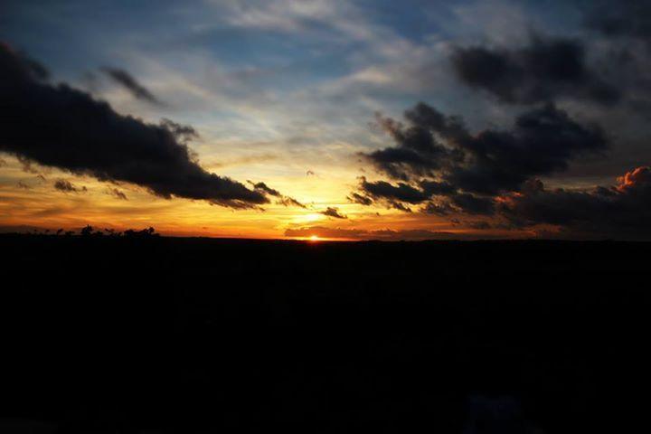 Itaúnas - Espírito Santo (2014) Pôr do Sol maravilhosooo!