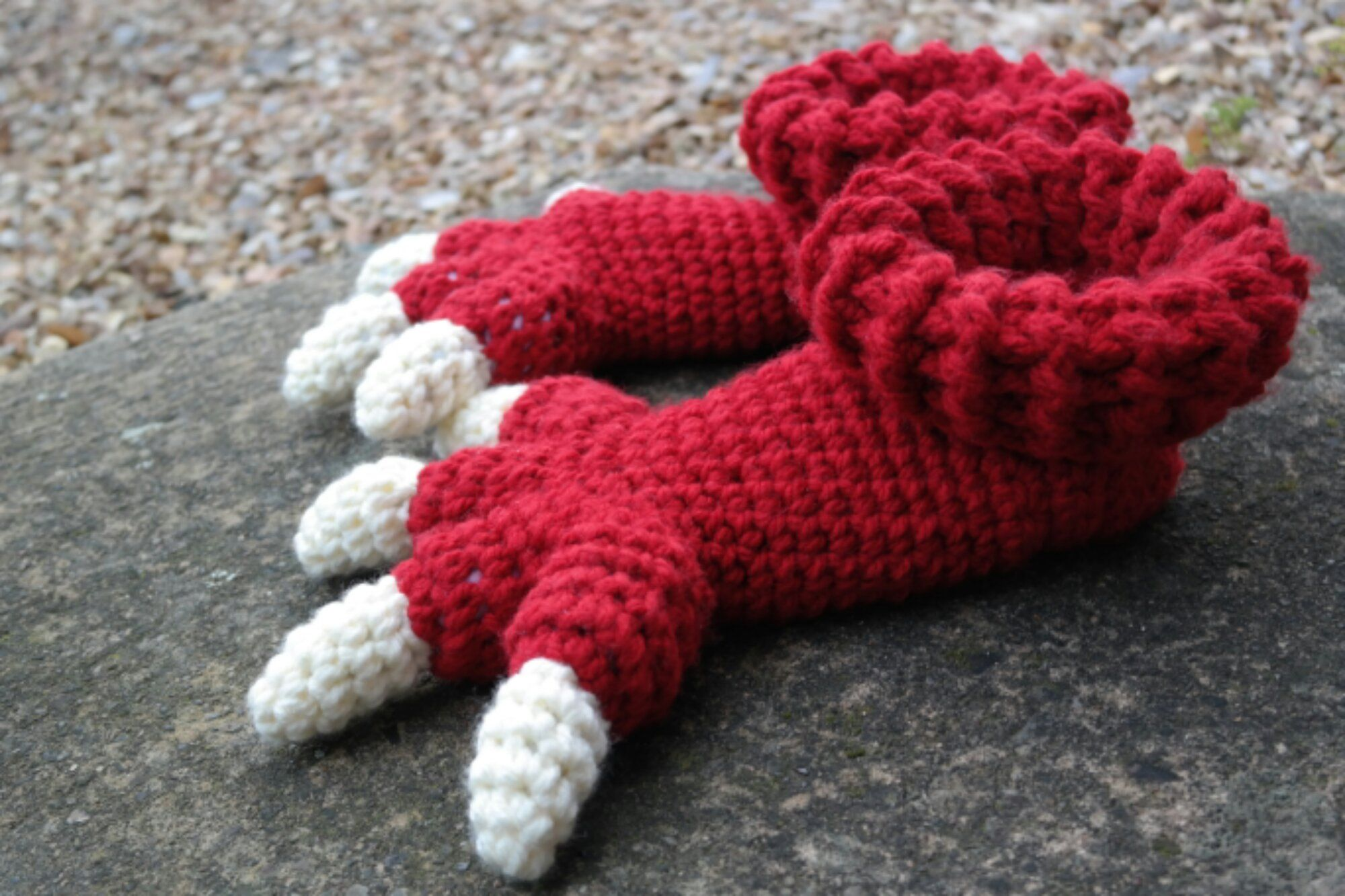 Trendy Crochet Monster Slippers Free Pattern Image Gpblvff Baby