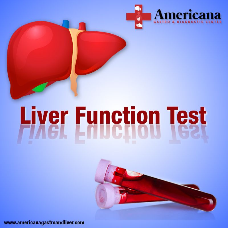 Americana Gastro & Diagnostic Center conducts all types of liver function  tests starting from 5'
