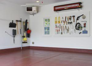 Garage Safety: Garage Organization