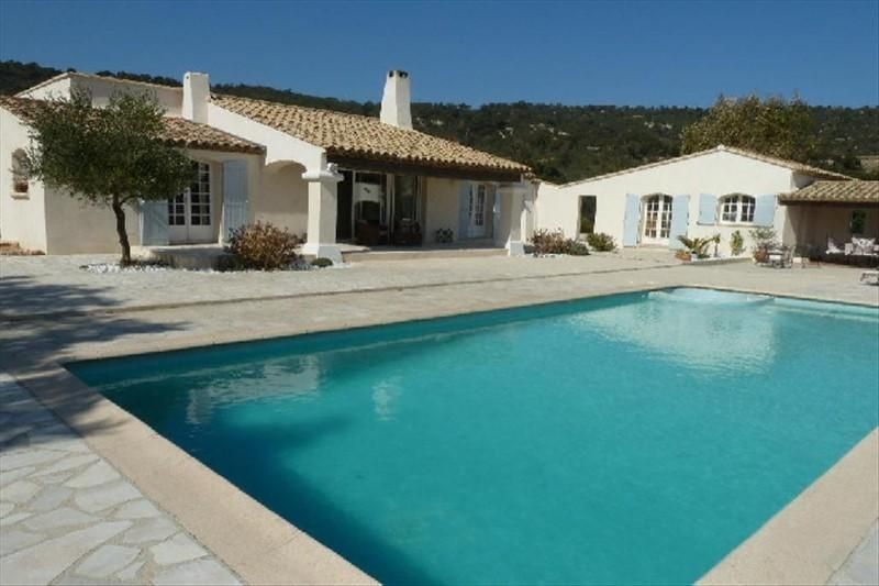 Belle maison de campagne dans la campagne de St Tropez