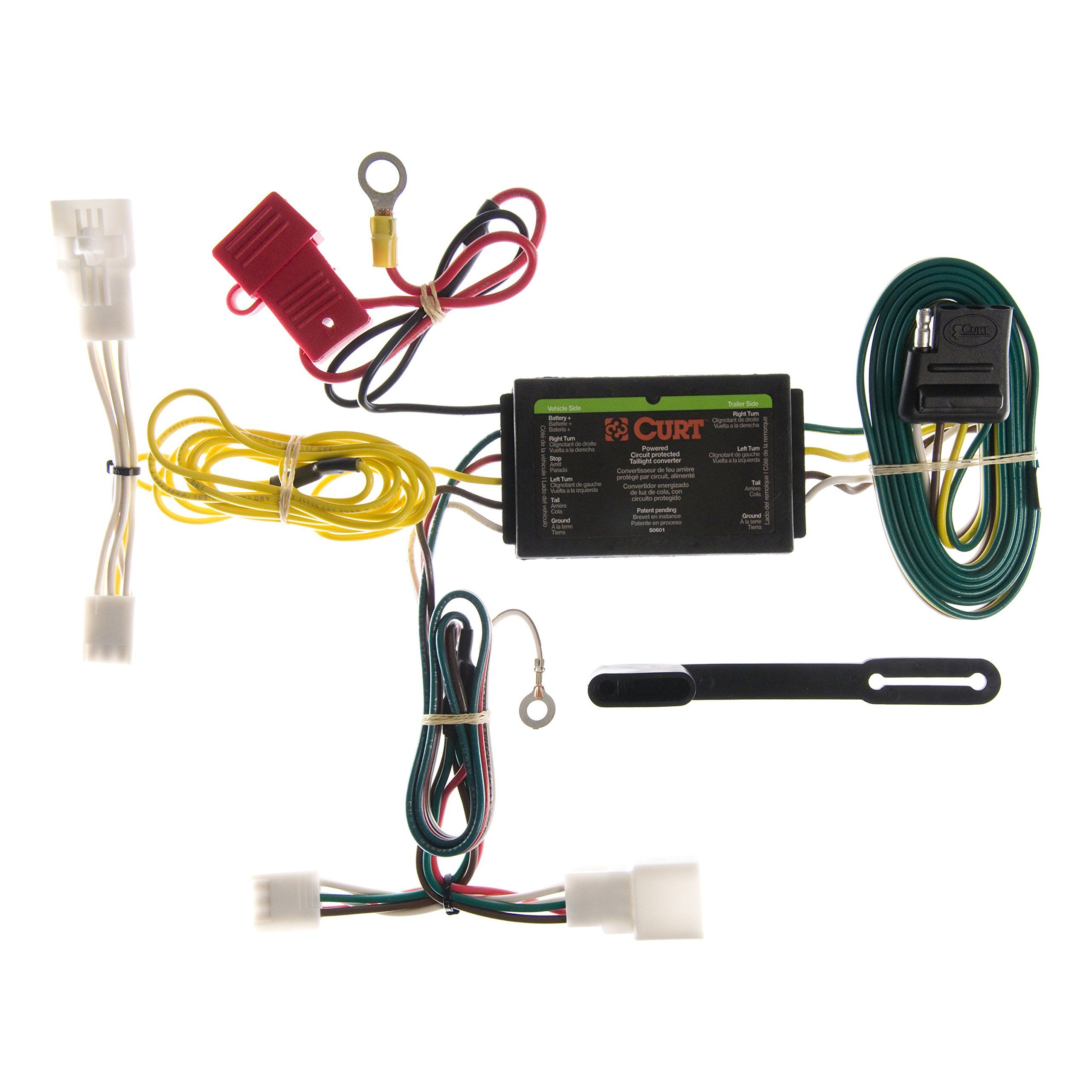 CURT 56147 Custom Wiring Harness