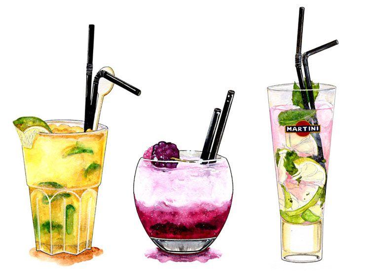 Glassware Thức ăn ẩm Thực