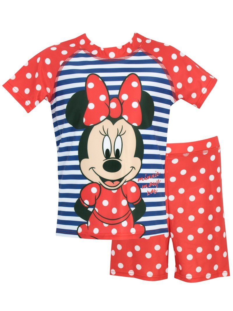 MINNIE MOUSE DISNEY Girls Two Piece