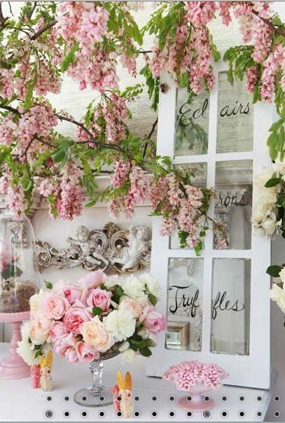 French country french country cottage pinterest shabby flower french country pretty flowerspink mightylinksfo