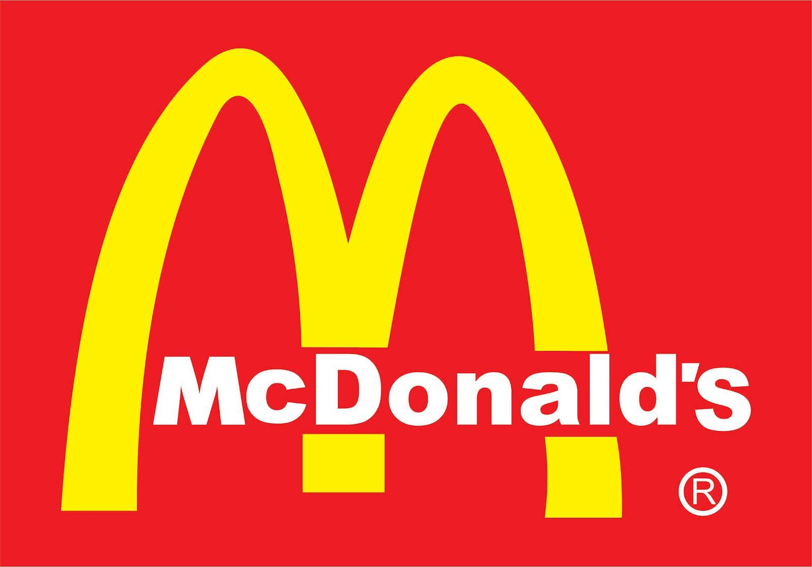 Logo Mcdonald's | Logos famosos, Mcdonald's, Organizacional
