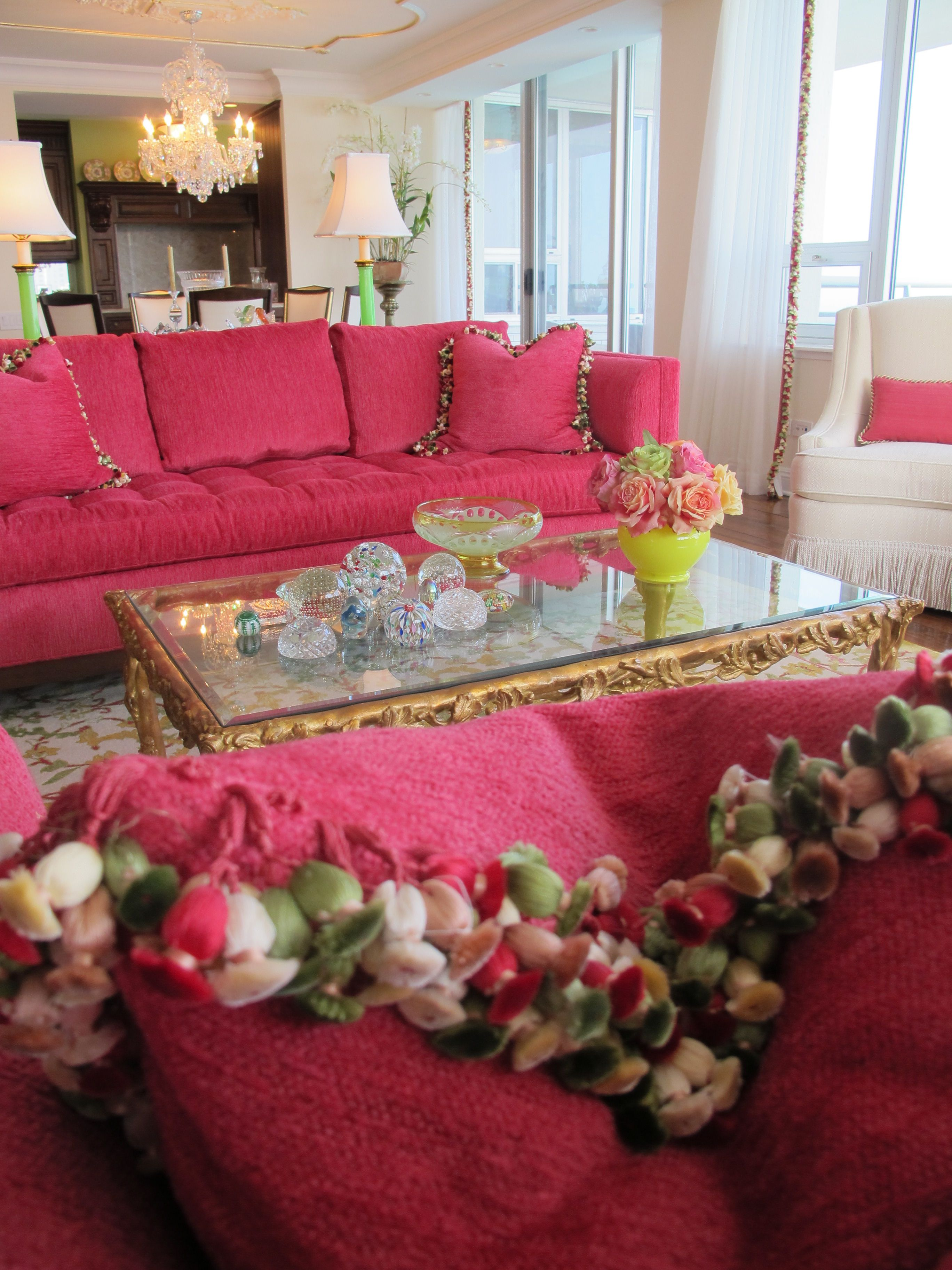 Gorgeous Raspberry Sofa Fantastic To The Touch Raspberry Sofa Pillows Throw Pillows