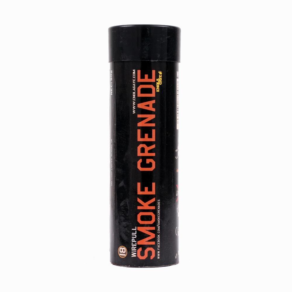 Enola Gaye Wire Pull Smoke Grenades - Colored Smoke Bombs
