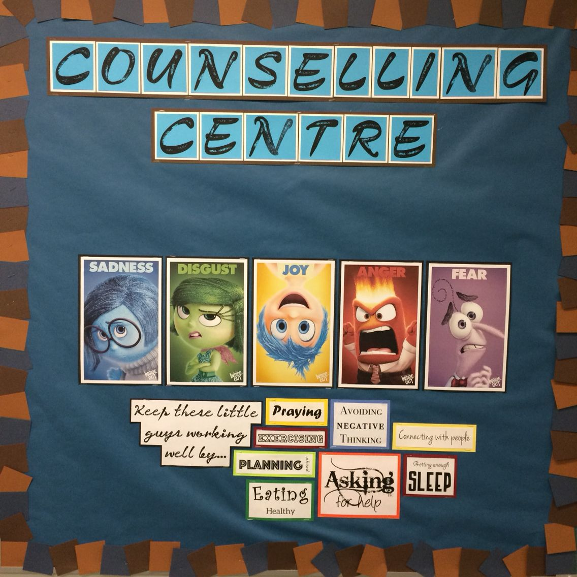 Emotions Bulletin Board Counselling Centre