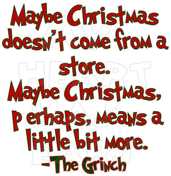 How The Grinch Stole Christmas Quotes.How The Grinch Stole Christmas My Fav Holiday Movie