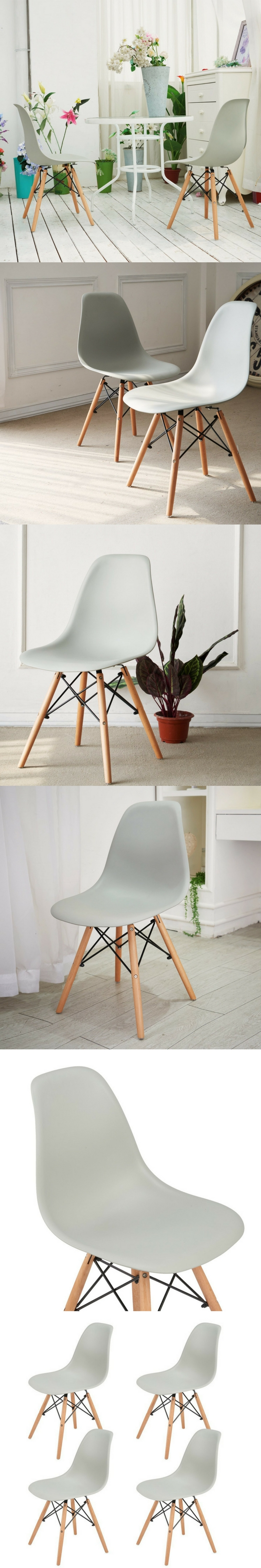 Amazon Chaises Scandinaves Lot De 4 Chaises Scandinaves Pas Cher Vu Chez Amazon