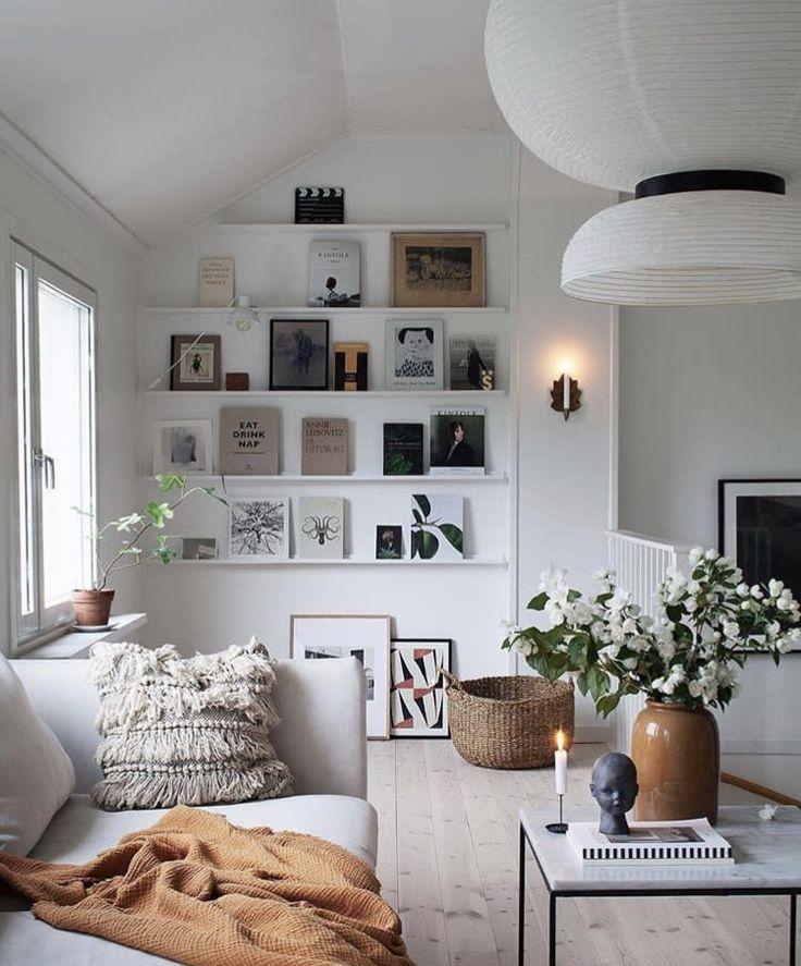 Scandinavian Bedroom Design With Beautiful Accents That ...