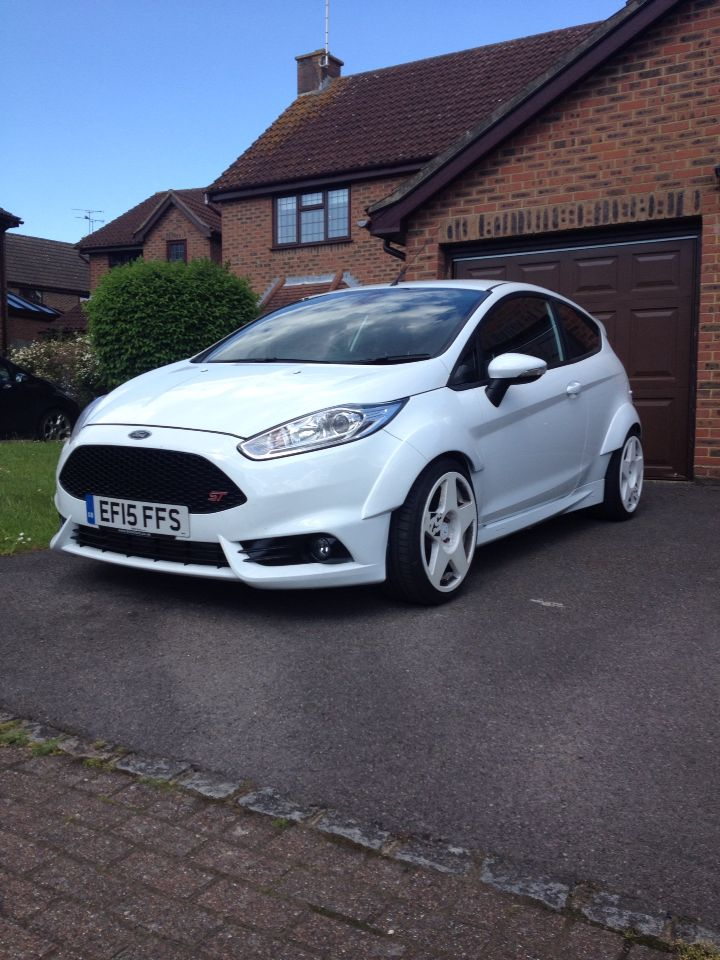 Pin By Tony Block On Cool Cars Ford Fiesta St Ford Fiesta