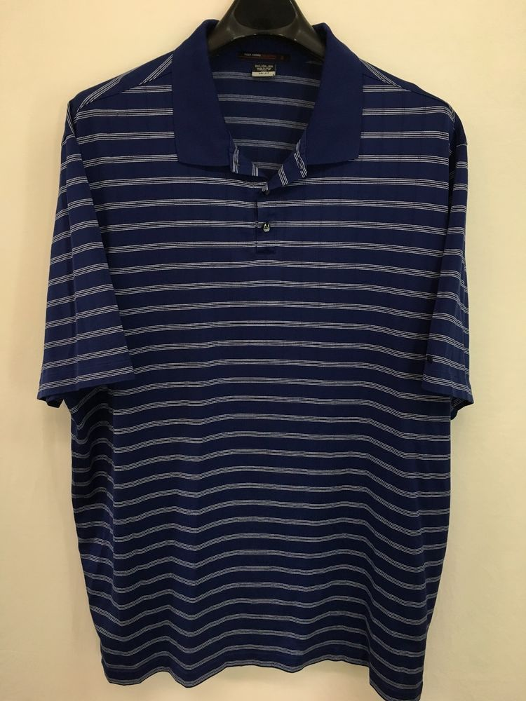 525e242d MENS 3XLT BIG & TALL TIGER WOODS COLLECTION NIKE DRI-FIT POLO SHIRT GOLF # Nike #PoloRugby