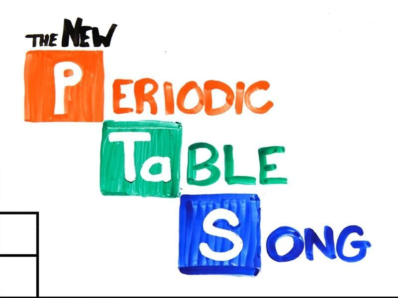 Play this kahoot called the new periodic table song on getkahoot play this kahoot called the new periodic table song on getkahoot urtaz Choice Image