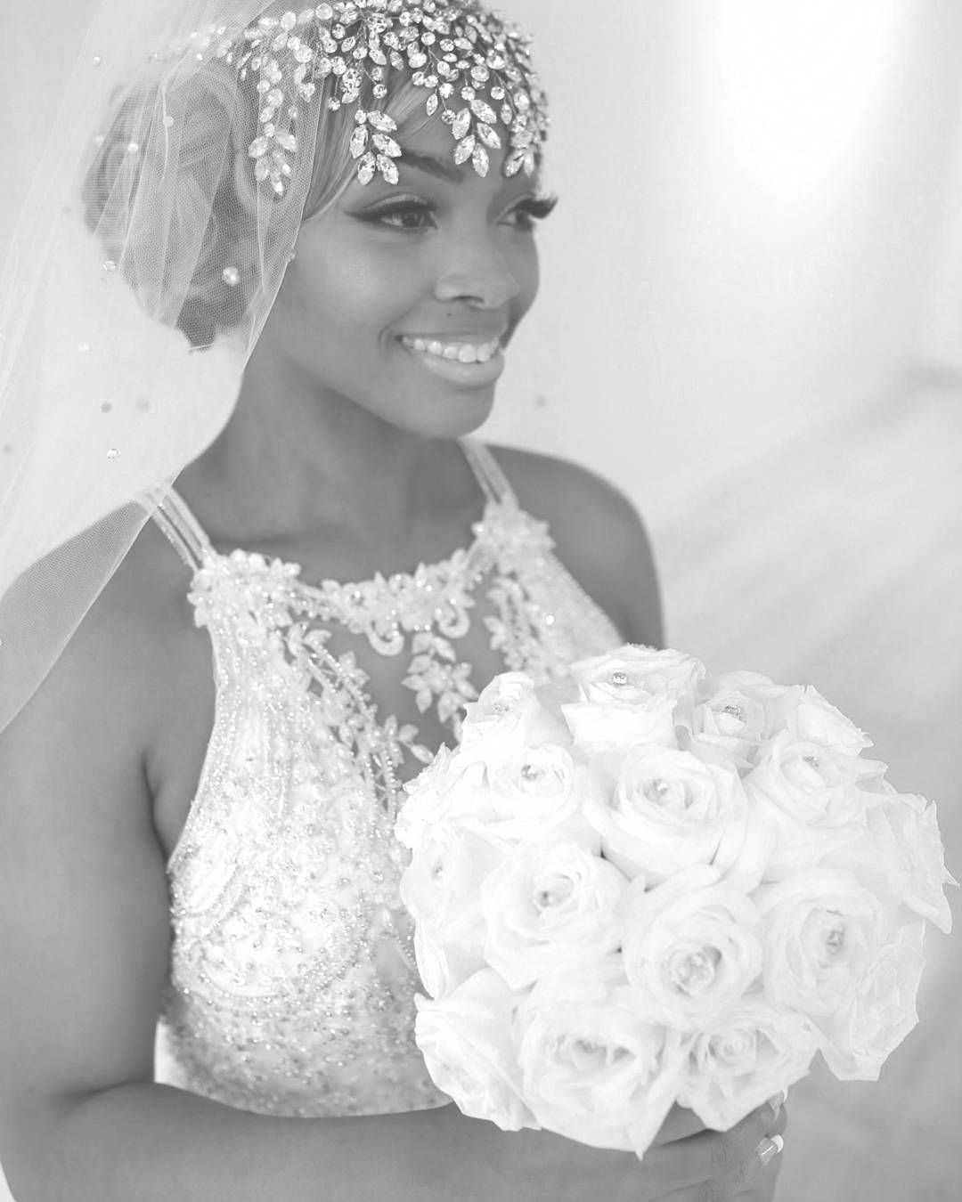 Bridal Hair Jewelry (@dladdphotography) | Bridal Look Inspiration ...
