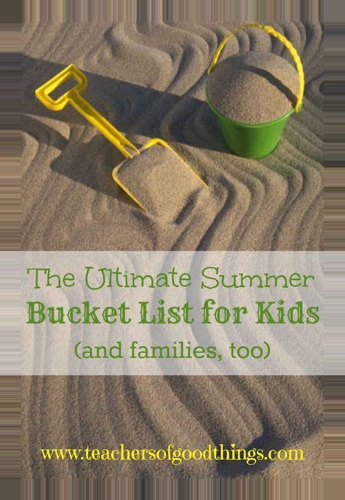 #bucketlist #families #Kids #summer #ultimate #winter brea