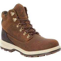 Photo of Jack Wolfskin Waterproof Leisure Boat Men Jack Texapore Mid Men 40.5 brown Jack WolfskinJack W