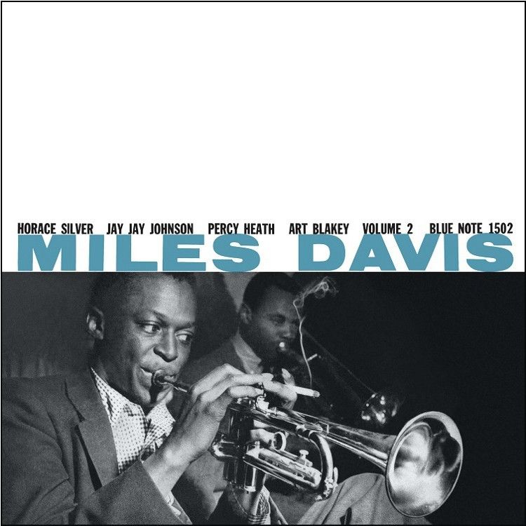 Miles Davis - Volume 2 on LP