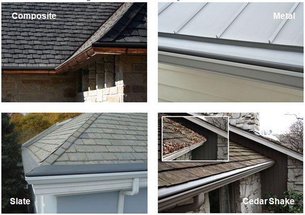 Gutter Protection Ann Arbor Mi Gutter Helmet Home Improvement Roofing
