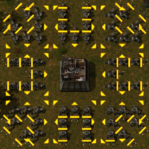 Cursed Programable Inserters - Factorio Mods   Ideas for me