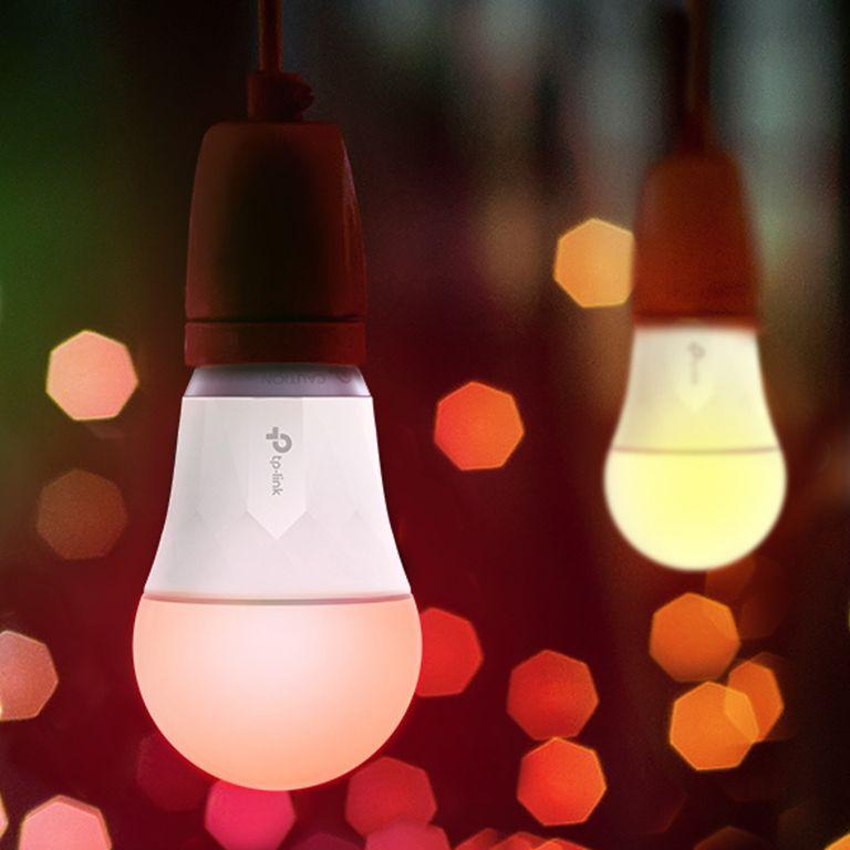 Tp Link Multicolor Smart Wi Fi A19 Led Bulb Led Bulb Bulb Tp Link