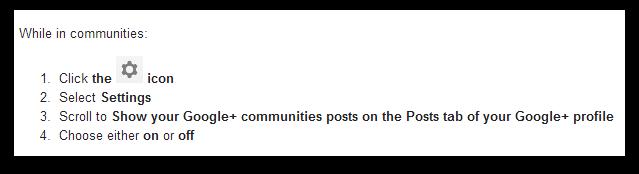 Show a Little Love to Google+ Communities