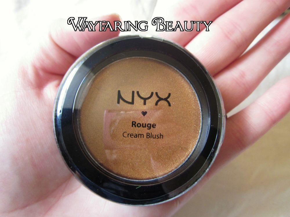 BNWS NYX Rouge Cream Blush in Bronze Goddess brand new and sealed ...