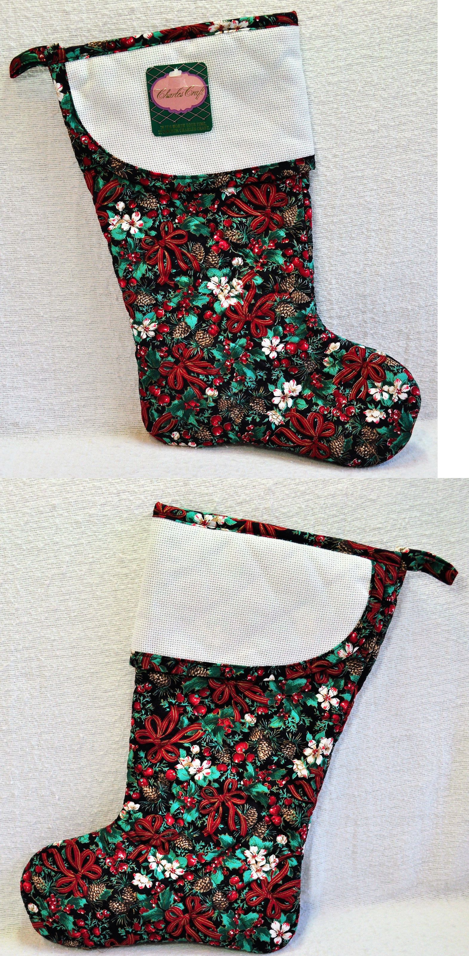 charles craft christmas stockings