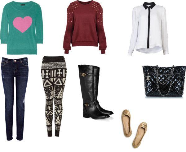 """dream Christmas list"" by im-fashiongirl on Polyvore"