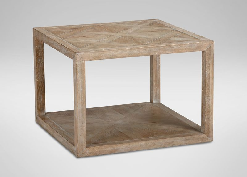 Harmon Side Table   Use Two To Form A Coffee Table