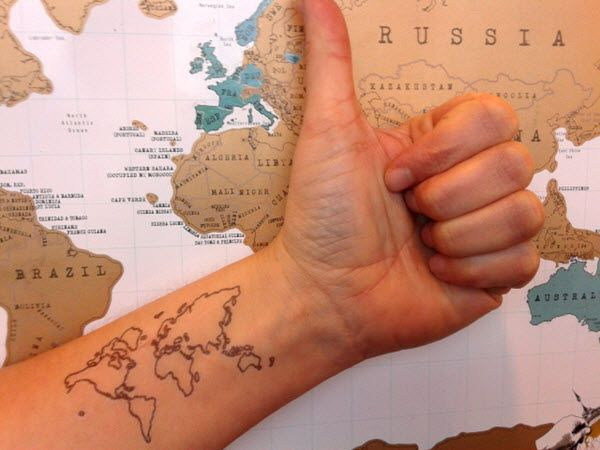 World map tattoo tattoo for a week tattooforaweek tattoos world map tattoo tattoo for a week tattooforaweek tattoos t4aw temporary temporarytattoo temporarytattoos worldmaptattoo world map ma gumiabroncs Choice Image