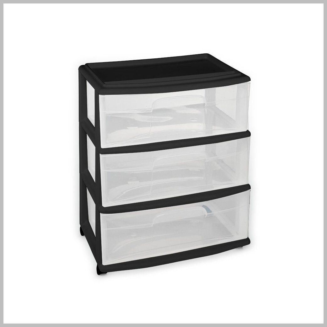 51 Reference Of 2 Drawer Plastic Storage Containers In 2020 Plastic Storage Bins Plastic Drawers Plastic Storage