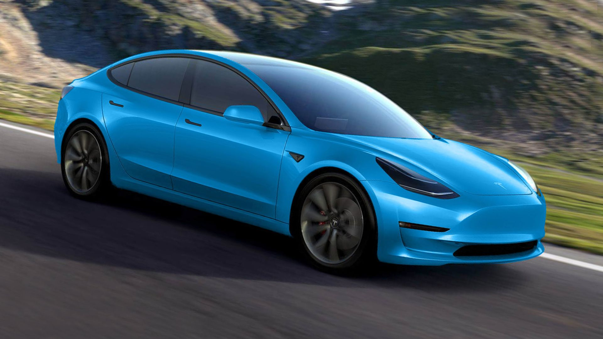 2020 Tesla Model 3 Changes Redesign Hd Tesla Model Tesla My Dream Car