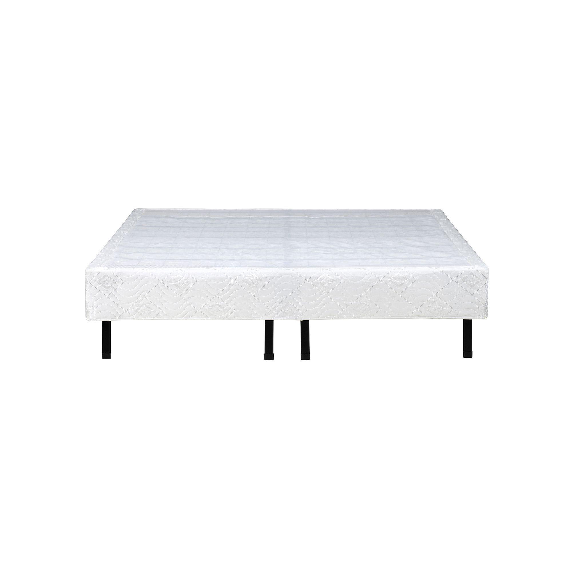 eco sense metal platform bed frame cover black metal platform bed