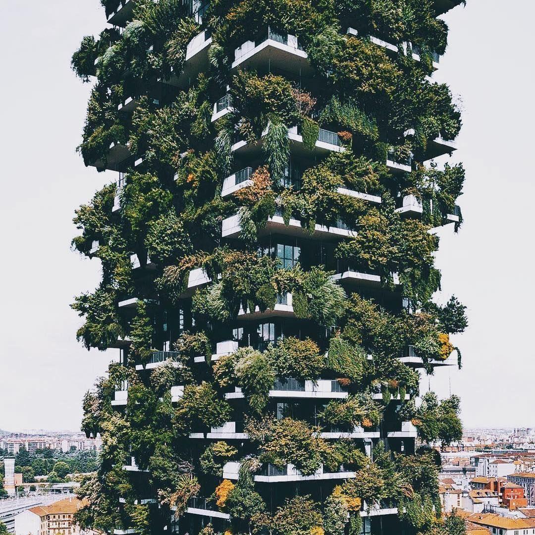 Pin Von Dm Auf Mailand Ungewohnliche Gebaude Grune Architektur Bilder