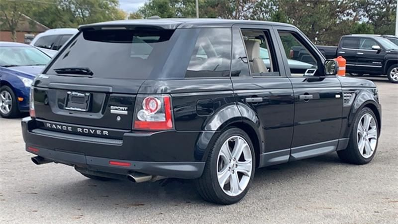 Used 2011 Land Rover Range Rover Sport in