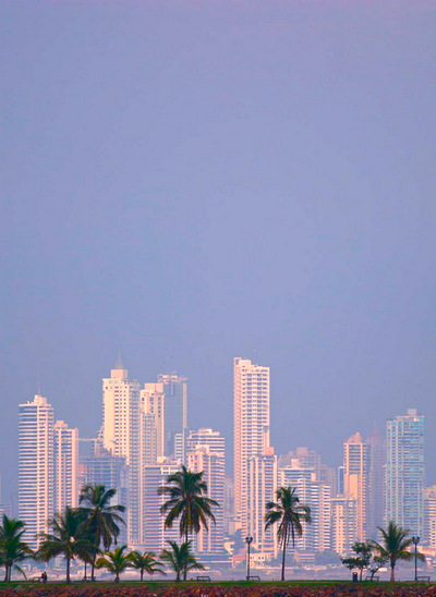 No This Is Not The Miami Fl Skyline This Is Panama City Panama Panama City Panama Incredible Places Panama