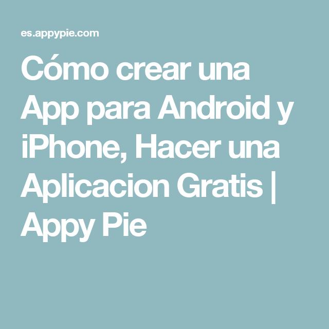 Cómo Crear Una App Para Android Y Iphone Hacer Una Aplicacion Gratis Appy Pie App Gaming Logos