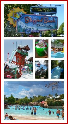 Disney S Blizzard Beach Water Park 2018 Disney Vacation Tips