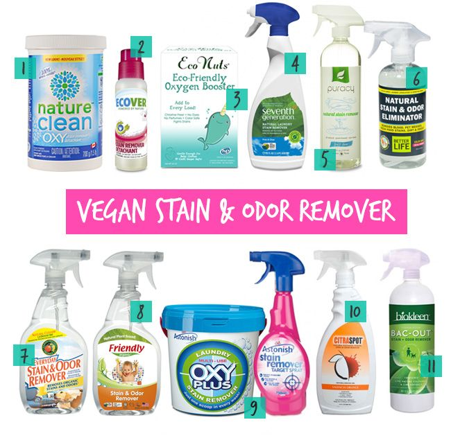 Ultimate Vegan Laundry Detergents And Products Guide With Images